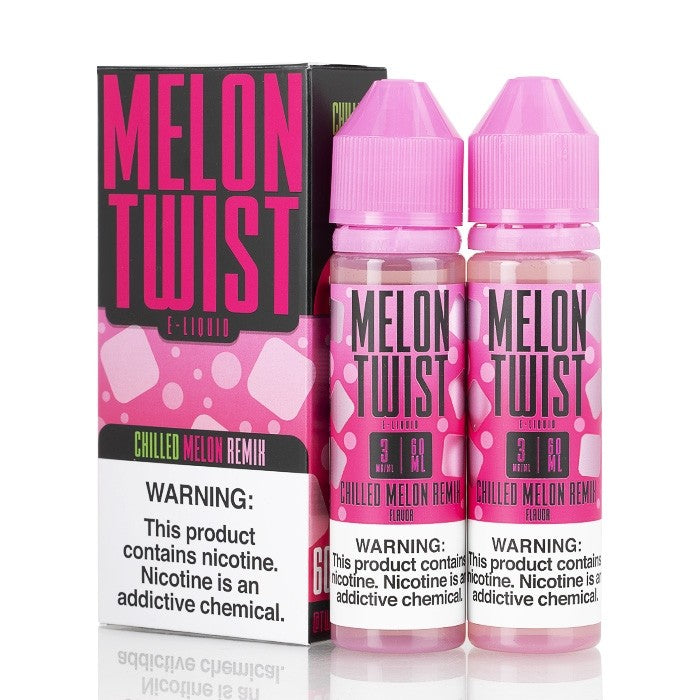 Melon Twist - Chilled Melon Remix - 120ML Vape Juice - Cloud City Vapes NC