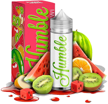 Humble - Pee Wee Kiwi - 120ML Vape Juice - Cloud City Vapes NC