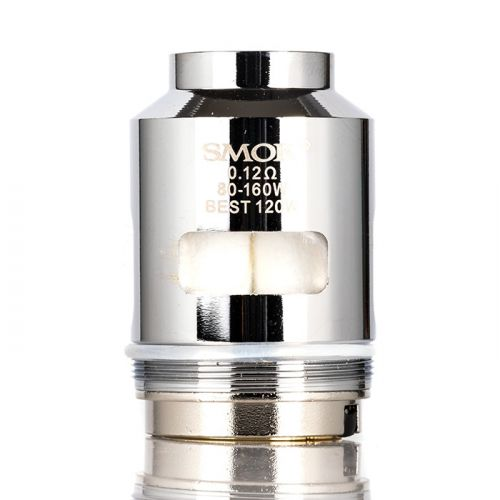 Smok - TFV16 - Replacement Coils - one dual mesh coil.