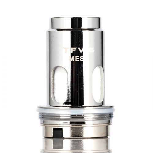 Smok - TFV16 - Replacement Coils - one single mesh coil.