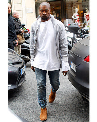 KANYE WEST - ELONGATED T-SHIRT