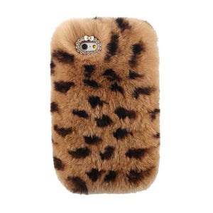Cheetah Fur Case for Iphone or Samsung