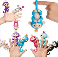 Creative Smart Baby Monkey Finger Toy Electronic Interactive Pet