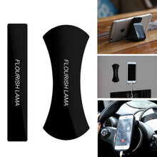 Flourish Lama, Nano Rubber Pad, Universal Sticker, Multi-Function Phone Holder