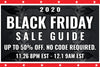 2020 Black Friday Sale Guide