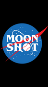 Wallpaper Wednesday - Moon Shot