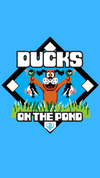 Wallpaper Wednesday - Ducks on the Pond