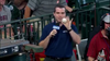 Mets reporter makes smooth grab while live on air