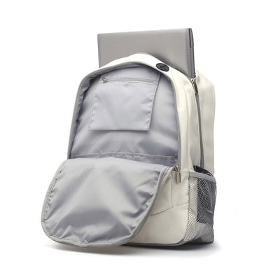 Inside front pocket of BL101 Baseball Backpack