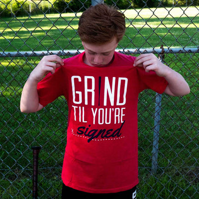 Grind Til' You're Signed Tee