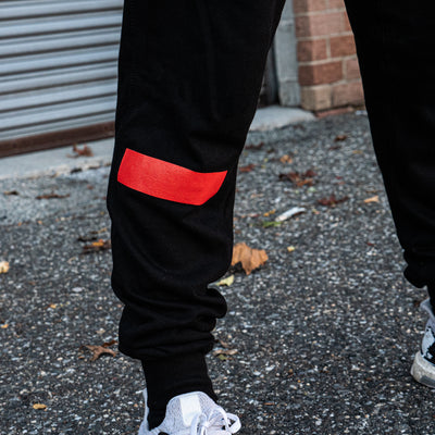 Stacked Joggers