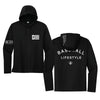 Off-Field Youth Hoodie - Black