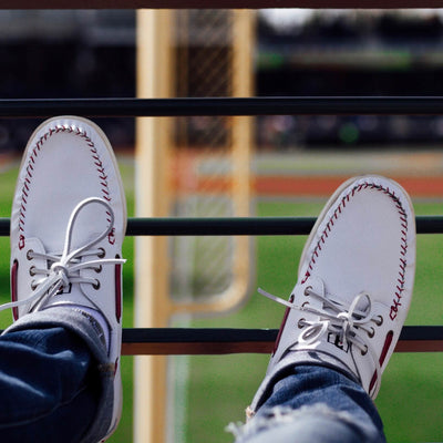 Baseball Boat Shoes