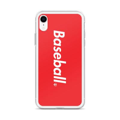 Baseball iPhone Case