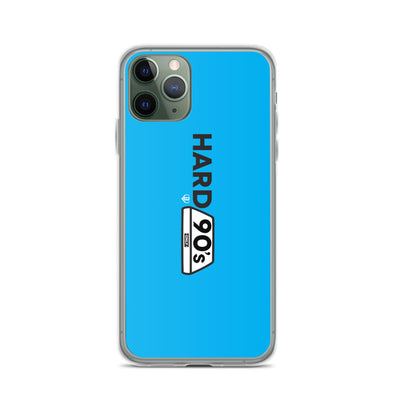Hard 90's iPhone Case