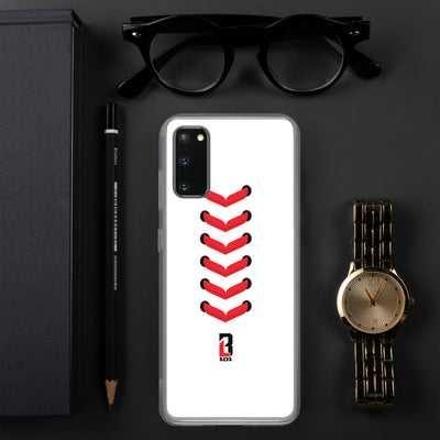 Baseball Seams Samsung Case