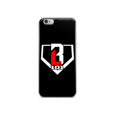 Baseball Lifestyle 101 iPhone Case