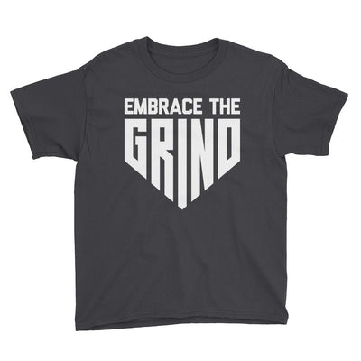 Embrace The Grind- Youth Tee