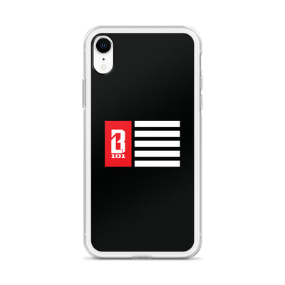 BL101 Flag iPhone Case