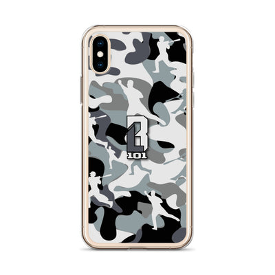 Baseball Camouflage iPhone Case