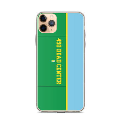 450 Dead Center iPhone Case