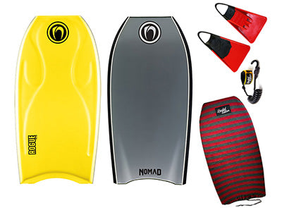 Bodyboard Packages
