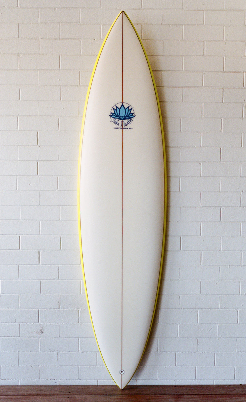 John Mantle Vintage Single Fin