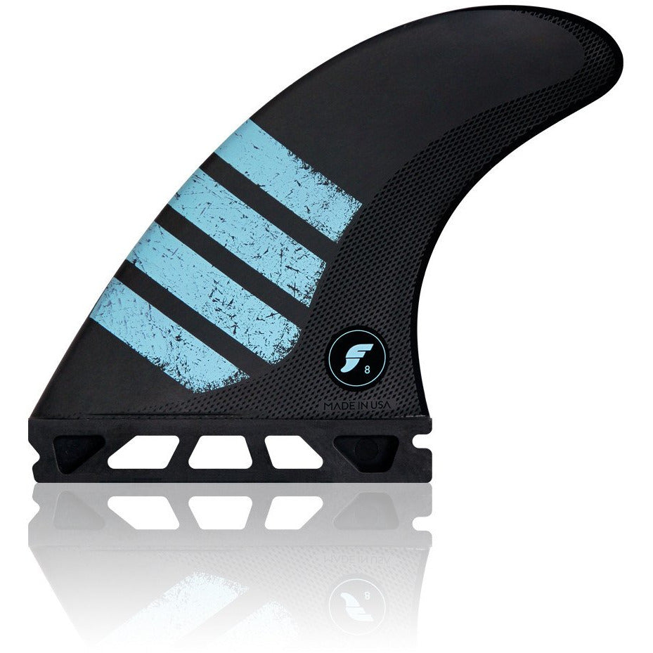FUTURES F8 ALPHA CARBON TRI FIN SET