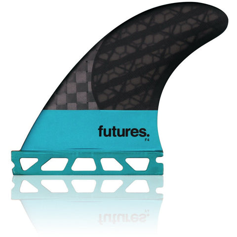 F4 BLACKSTIX 3.0 TRI FIN SET