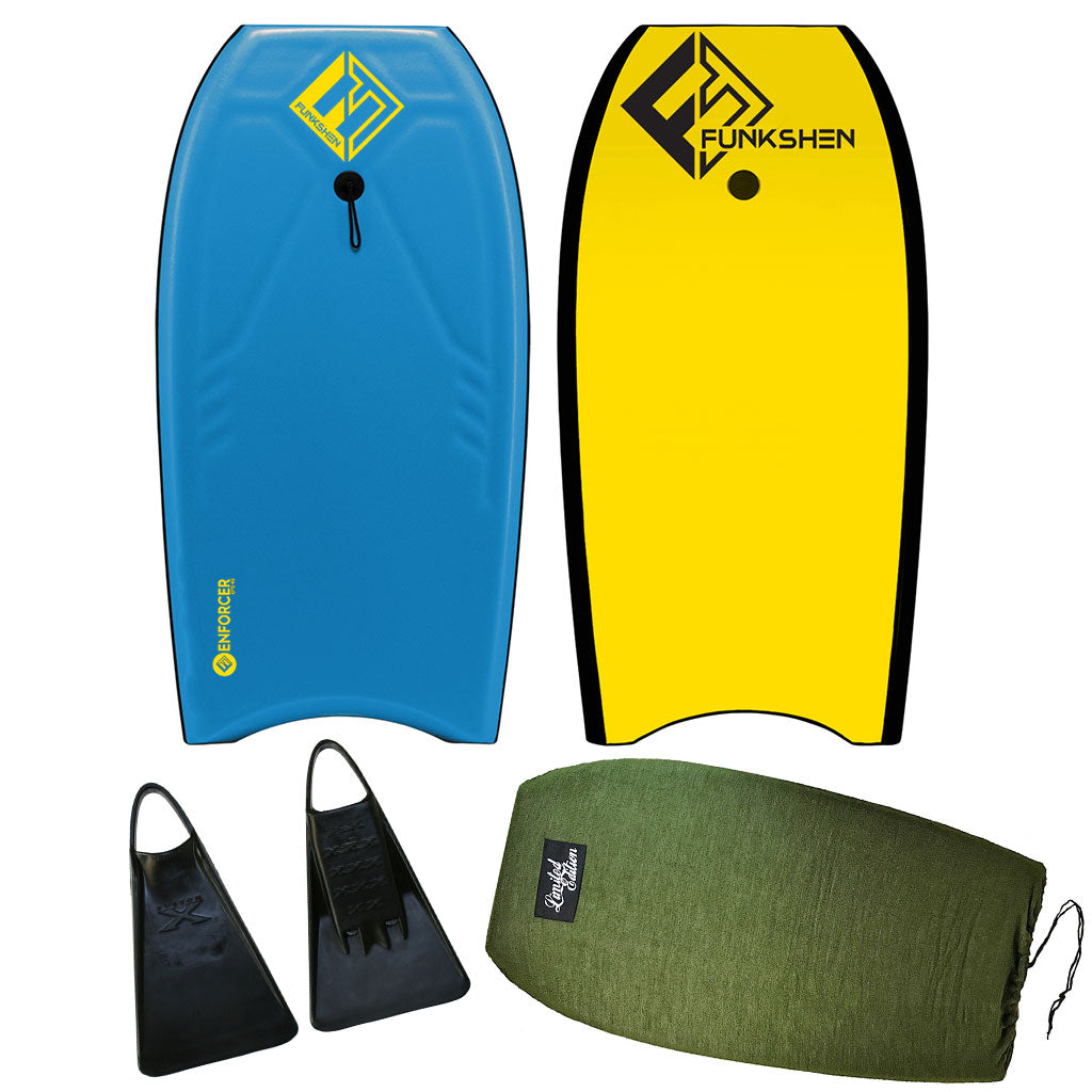 Funkshen Enforcer Bodyboard Package