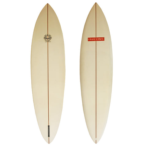 John Mantle Single Fin - 7'8 Channel Fin