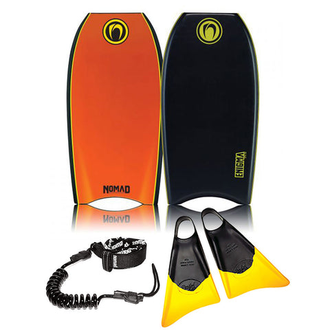 Nomad Enigma BodyBoard Package