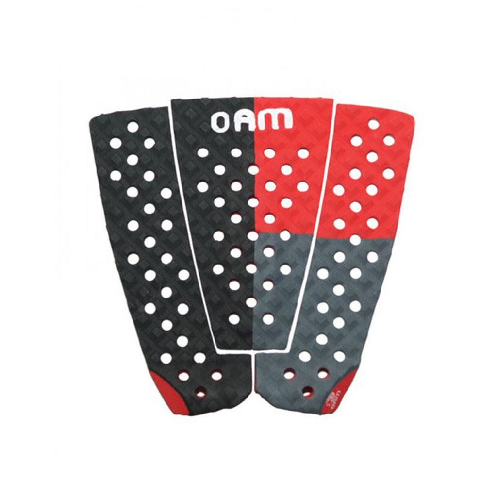 OAM Solid Red  - Three Piece