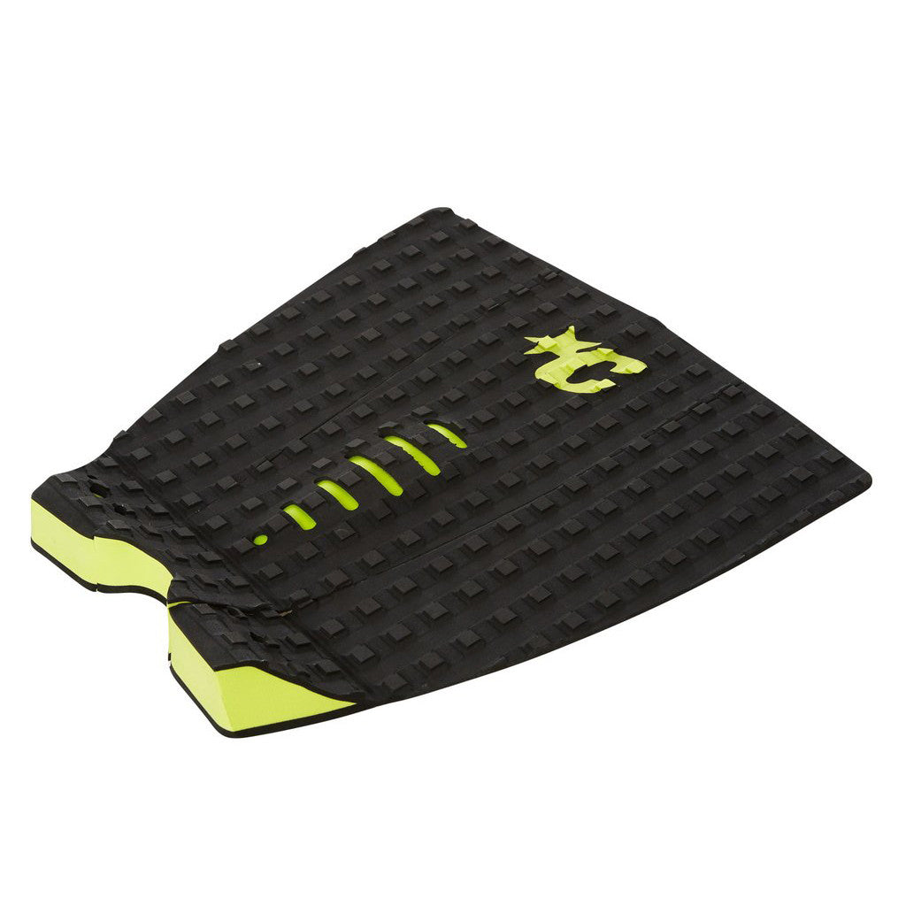 Creatures MF tailpad Black lime