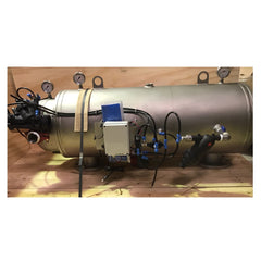 STF FMA 3000 Series Horizontal Hydraulic Self Cleaning Filter, Stainless Steel Body