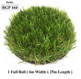 ResiGrass Artificial Grass RGP444 - 36mm - 4m (W) x 25m (L), SmartGardenCenter.com