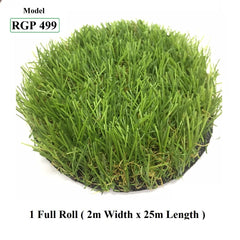 ResiGrass Artificial Grass RGP499 - 30mm - 2m (W) x 25m (L), SmartGardenCenter.com
