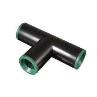 DIG 620C3T Polyethylene Push Type Compression Equal Tee
