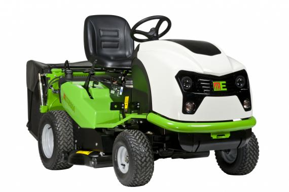 Etesia Hydro 100 III MKEHH Ride-on Mower