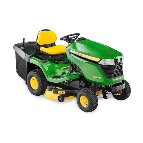 John Deere X350R Ride on Mower
