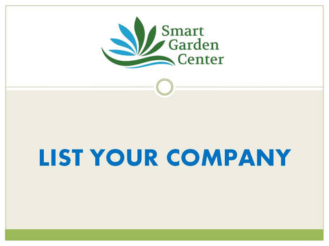 LIST YOUR COMPANY