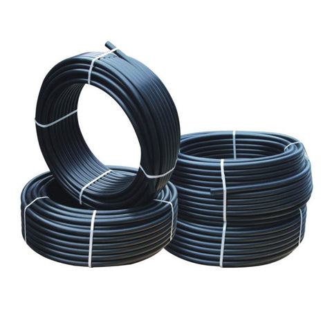 Alwasail HDPE pipe PE100 ( sizes from 25-125mm ) PN10 Pressure rating