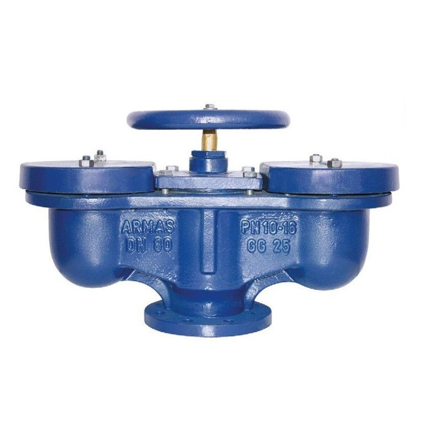 Armas Double Orifice Air Valves