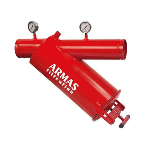 Armas YD series Y Type Manual Metal Screen Filter