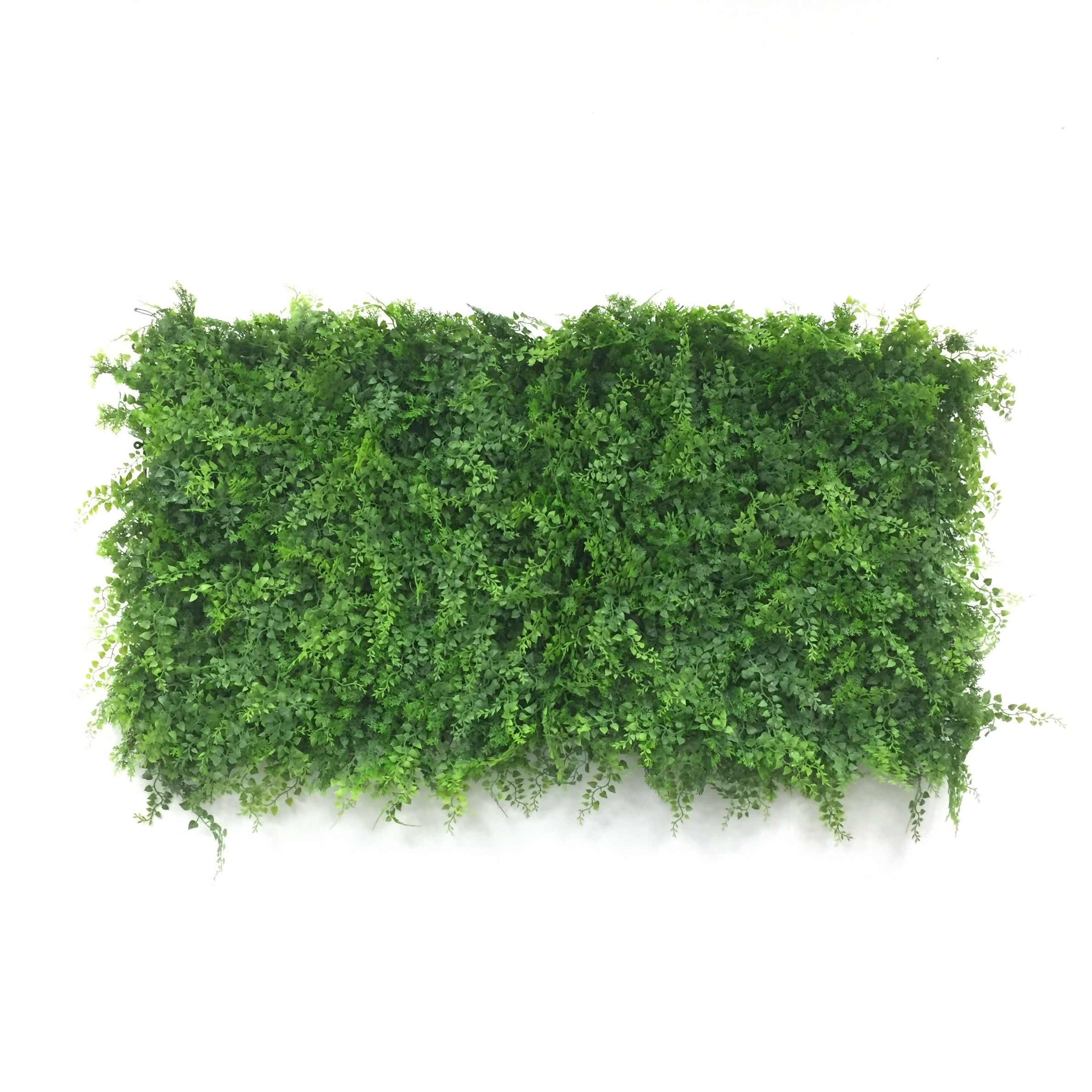 ResiGrass Artificial Green Wall, ResiLeaf Mixed - 1 Box ( 3 m2 )
