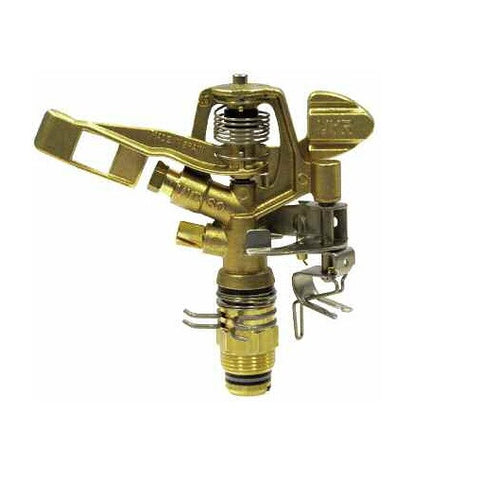 "Vyrsa VYR60 Part Circle 3/4"" Brass Impact Sprinkler"