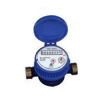Hidroconta UAR series Single Jet Water Meter