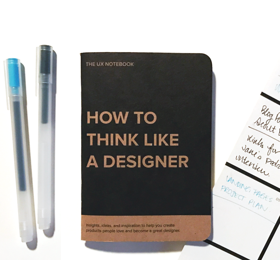 Meet The UX Notebook