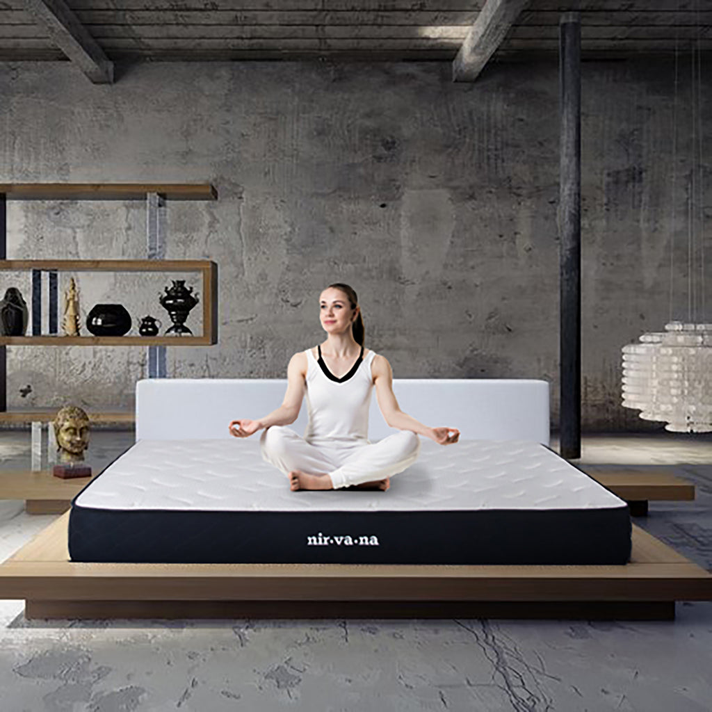 At Nirvana Bed, our goal is simple — to bring you a good night's sleep