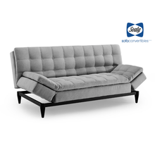 Montreal Sofa Convertible in Linen by Sealy